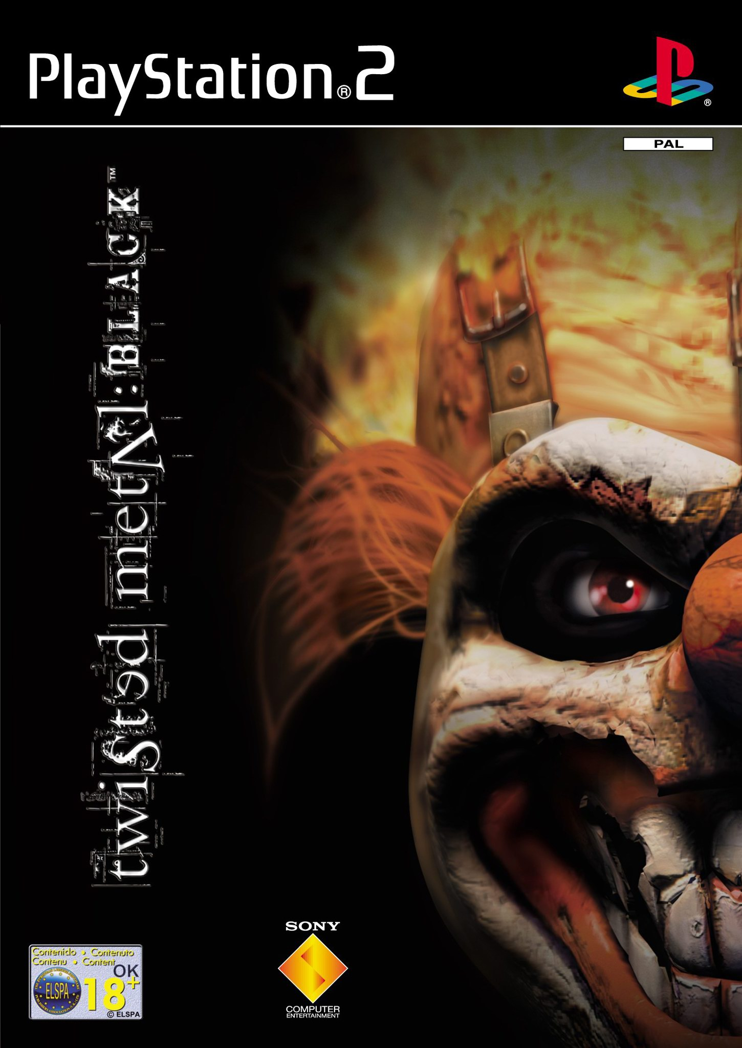 Twisted Metal - Black 04